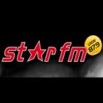 Logo da emissora Star FM 107.8 -99 FM