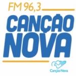 Logo da emissora Rádio Canção Nova 96.3 FM
