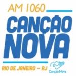 Logo da emissora Rádio Canção Nova 1060 AM