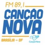 Logo da emissora Rádio Canção Nova 89.1 FM