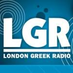 Logo da emissora Radio LGR Greek 103.3 FM