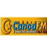 Logo da emissora R�dio Canoa 96.9 FM