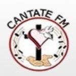 Logo da emissora R�dio Cantate 104.5 FM