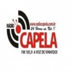 Logo da emissora R�dio Capela 105.9 FM