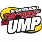 Logo da emissora WUMP 730 AM