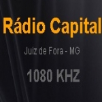 Logo da emissora Rádio Capital 1080 AM