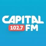 Logo da emissora R�dio Capital 102.7 FM