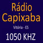 Logo da emissora R�dio Capixaba 1050 AM