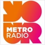 Logo da emissora Radio Metro 97.1 FM