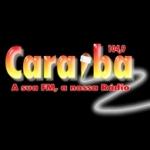 Logo da emissora Rádio Caraíba 104.9 FM