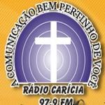Logo da emissora R�dio Car�cia 97.9 FM