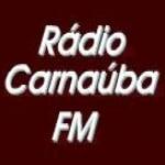 Logo da emissora Rádio Carnaúba 99.5 FM