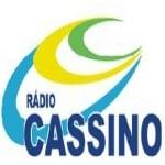 Logo da emissora Rádio Cassino 830 AM