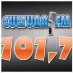 Logo da emissora R�dio Cultura 101.7 FM