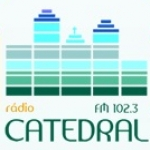 Logo da emissora R�dio Catedral 102.3 FM