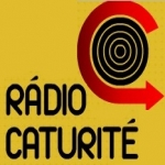 Logo da emissora R�dio Caturit� 1050 AM