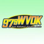 Logo da emissora WVOK 97.9 FM