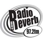 Logo da emissora Radio Reverb 97.2 FM