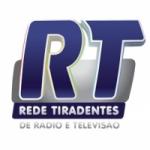 Logo da emissora R�dio Tiradentes 91.5 FM