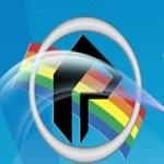 Logo da emissora Rádio Cedro 90.7 FM