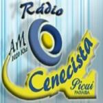 Logo da emissora R�dio Cenecista 1020 AM