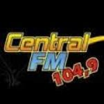 Logo da emissora R�dio Central 104.9 FM