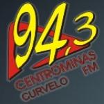 Logo da emissora Rádio Centrominas 94.3 FM