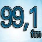 Logo da emissora R�dio Centro Am�rica 99.1 FM Easy