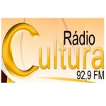 Logo da emissora Rádio Cultura 92.9 FM