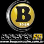Logo da emissora Rádio Buqueirão 104.9 FM