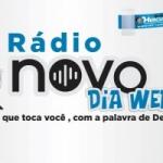 Logo da emissora Rádio Novo Dia Web