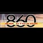 Logo da emissora R�dio Cidade 860 AM