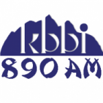 Logo da emissora Radio KBBI 890 AM