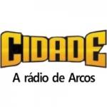 Logo da emissora Rádio Cidade 1290 AM