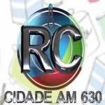Logo da emissora R�dio Cidade 630 AM