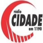 Logo da emissora R�dio Cidade 1190 AM