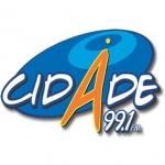 Logo da emissora R�dio Cidade 99.1 FM
