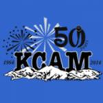 Logo da emissora KCAM 790 AM 88.7 FM