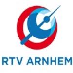 Logo da emissora Arnhem 105.9 FM
