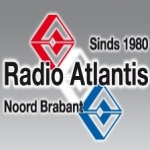 Logo da emissora Atlantis 92.4 FM