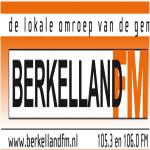 Logo da emissora Berkelland 105.3 FM