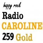 Logo da emissora Caroline 259 Gold
