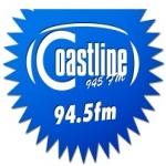 Logo da emissora Coastline 96.5 FM