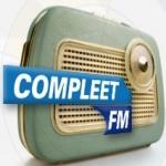Logo da emissora Compleet 107.2 FM
