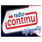 Logo da emissora Continu 92.4 FM