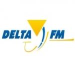Logo da emissora Delta FM
