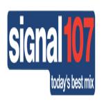 Logo da emissora Radio Signal 107.7 FM