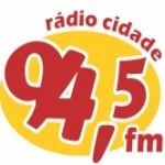 Logo da emissora R�dio Cidade 94.5 FM