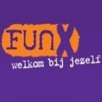 Logo da emissora Fun X Plus 96.1 FM