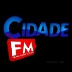 Logo da emissora Rádio Cidade 87.9 FM